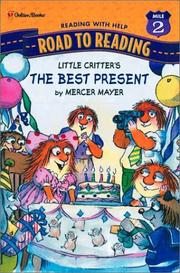 Cover of: Little Critter's the best present