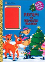 Cover of: Rudolph Make Your Own Ornament | Golden Books