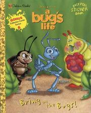 Cover of: Bring on the Bugs! with Sticker | Golden Books