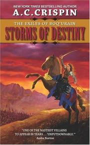 Cover of: Storms of Destiny: the exiles of Boq'urain