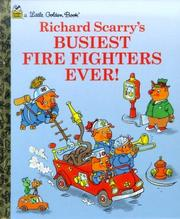 Cover of: Busiest fire fighters ever