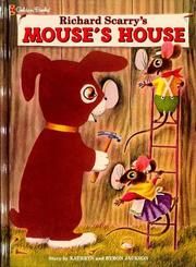 Cover of: Mouse's house