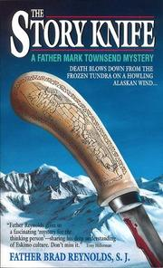 Cover of: The Story Knife (Father Mark Townsend Mystery)