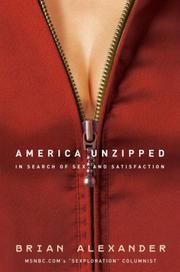 Cover of: America Unzipped