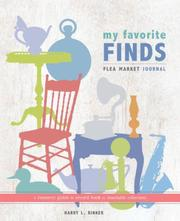 Cover of: My Favorite Finds