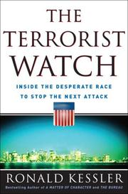 Cover of: The Terrorist Watch