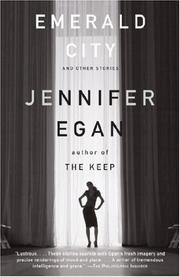 Cover of: Emerald City | Jennifer Egan