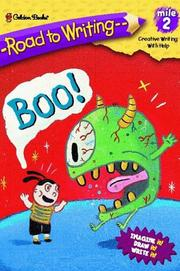 Cover of: Boo! (Road to Writing)