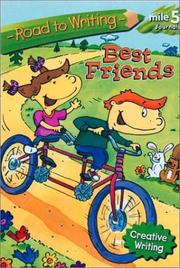 Cover of: Best Friends (Road to Writing)