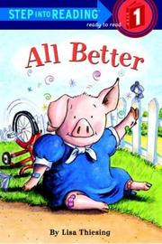 Cover of: All better