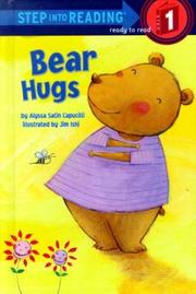 Cover of: Bear hugs |