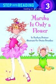 Cover of: Marsha is only a flower