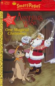 Cover of: Annabelle's wish