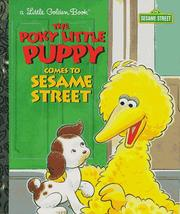 Cover of: The poky little puppy comes to Sesame Street