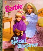 Cover of: The Special Sleepover (Little Golden Book) | Francine Hughes, S. I. Artists