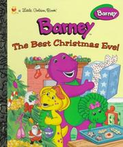 Cover of: Barney: the best Christmas Eve!