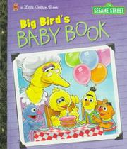 Cover of: Big Bird's baby book