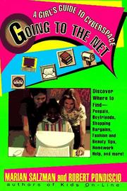 Cover of: Going to the net