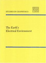 The Earth's Electrical Environment