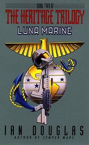Cover of: Luna Marine (The Heritage Trilogy, Book 2)