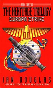 Cover of: Europa strike