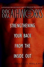Cover of: Breathworks for your back