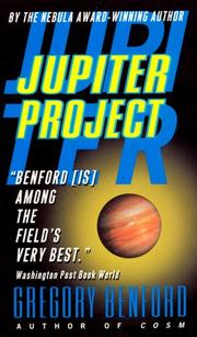 Cover of: Jupiter Project