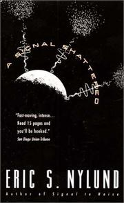 Cover of: A signal shattered