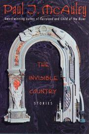 Cover of: The invisible country: stories
