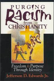 Cover of: Purging racism from Christianity