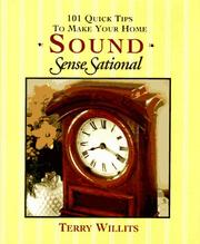 Cover of: 101 quick tips to make your home sound senseSational