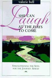 Cover of: She can laugh at the days to come