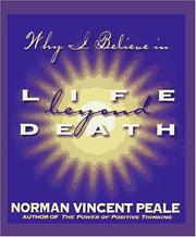 Cover of: Life beyond death | Norman Vincent Peale