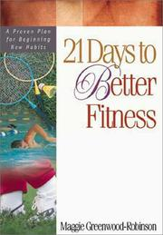 Cover of: 21 Days to Better Fitness