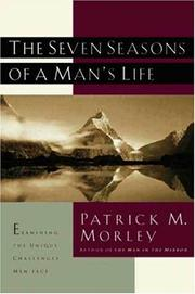 Cover of: The seven seasons of a man's life