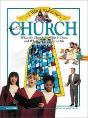 Cover of: About the church | Rick Osborne