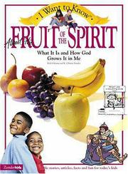 Cover of: About the fruit of the Spirit | Rick Osborne