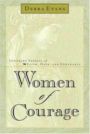 Cover of: Women of Courage