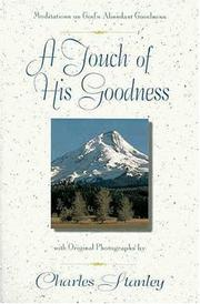 Cover of: Touch His Goodness