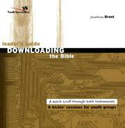 Cover of: Downloading the Bible Leader's Guide