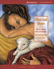 Cover of: When God Weeps Leader's Guide