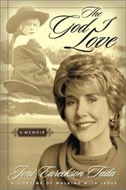 Cover of: The God I Love | Joni Eareckson Tada