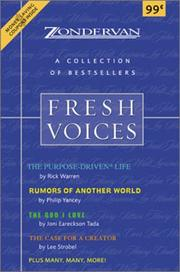 Cover of: Fresh Voices