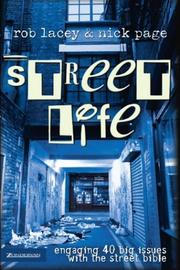 Street Life by Rob Lacey