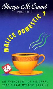 Cover of: Malice Domestic 7 (Malice Domestic