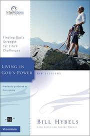 Cover of: Living in God's Power: Finding God's Strength for Life's Challenges (Interactions)