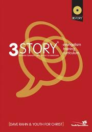 Cover of: 3Story® Evangelism Training Curriculum Kit | Youth For Christ