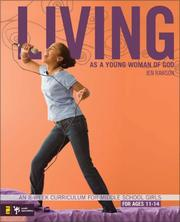 Cover of: Living As a Young Woman of God | Jennifer Rawson