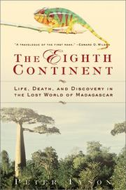 Cover of: The Eighth Continent