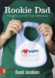 Cover of: Rookie Dad | David Jacobsen